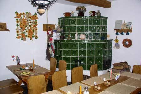 Penziony Šumava - Penzion u Kašperských hor - restaurace